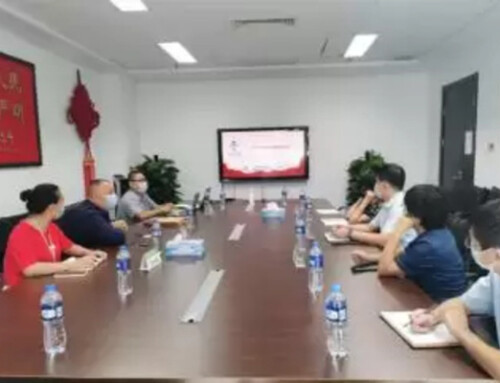 GM Li Feng Reports the Anti-counterfeiting Technology of Security Documents for 2022 Winter Olympics and Winter Paralympics